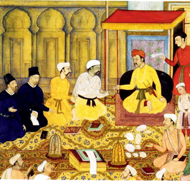 Source: Akbarnama