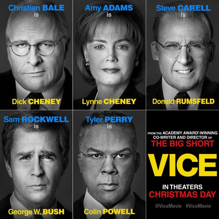 (Spoiler Alert: Minor spoiler for the movie Vice but they could only be avoided if you did not watch any news or read any newspaper between 2001 and 2009. Major spoilers for a couple of movies which were released in 1957 and 1958 in Sweden.)